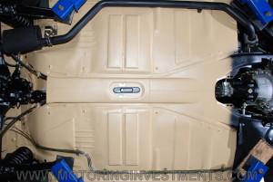 190SL floorpan