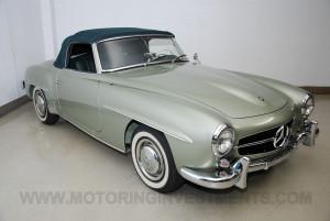 1959-Mercedes-190SL-1
