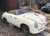 1952 Porsche 356 Heuer Gläser Cabriolet chassis 12305