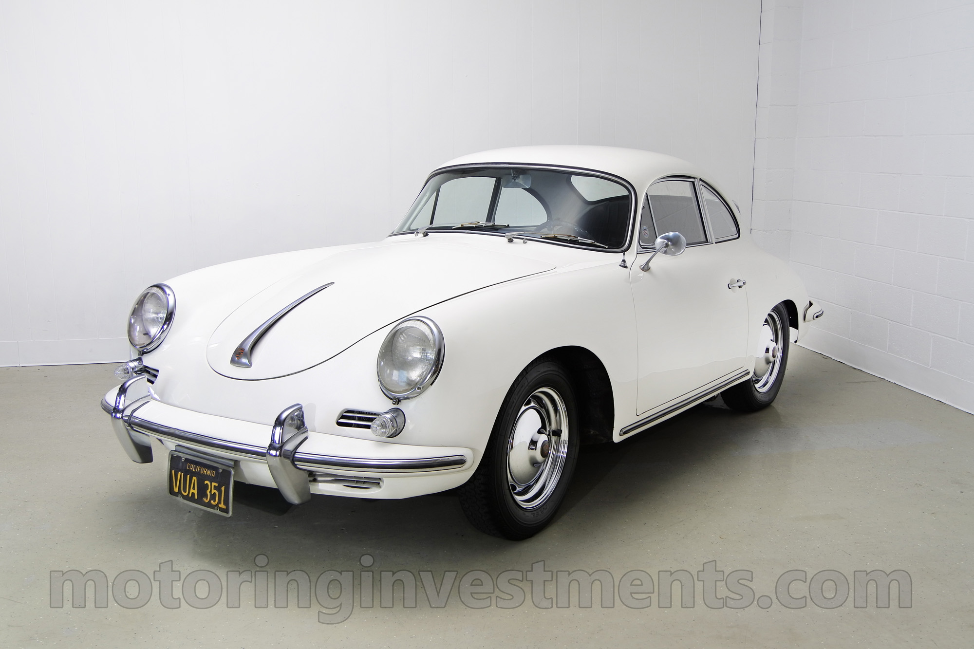 1961 Porsche 356 1600 S - Thank You Martha