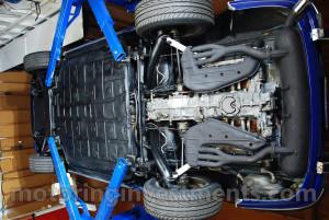 1970-Porsche-911T-Undercarriage-4