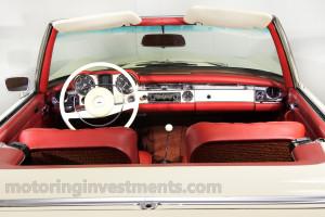 1971-Mercedes-280SL-Details-26