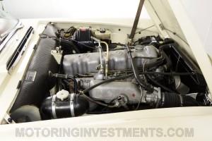 1971-Mercedes-280SL-Engine-Bay-5