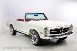 1971-Mercedes-280SL-Exterior-12