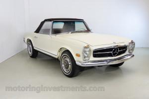 1971-Mercedes-280SL-Exterior-18