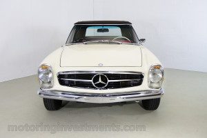 1971-Mercedes-280SL-Exterior-19