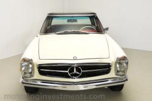 1971-Mercedes-280SL-Exterior-2