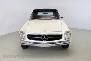 1971-Mercedes-280SL-Exterior-23
