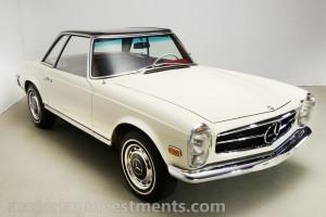 1971-Mercedes-280SL-Exterior-3