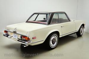 1971-Mercedes-280SL-Exterior-6