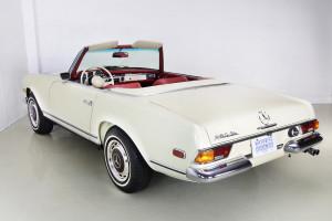 1971-Mercedes-280SL-Exterior-8