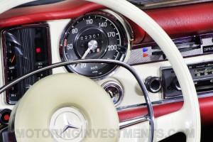 1971-Mercedes-280SL-Interior-8
