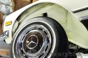 1971-Mercedes-280SL-Undercarriage-17