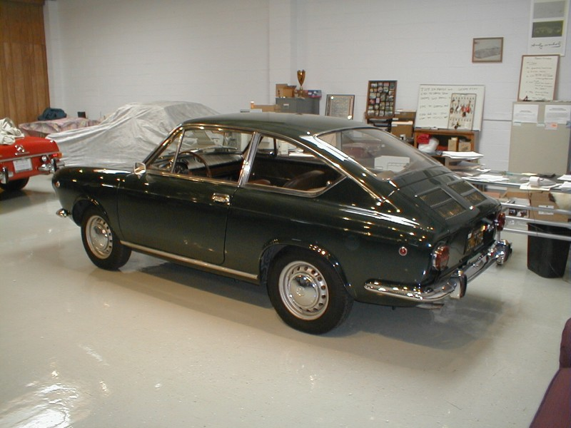 Best original fiat 850 sport coupe in the world photo page 2 - Fiat 850 coupe sport a vendre ...