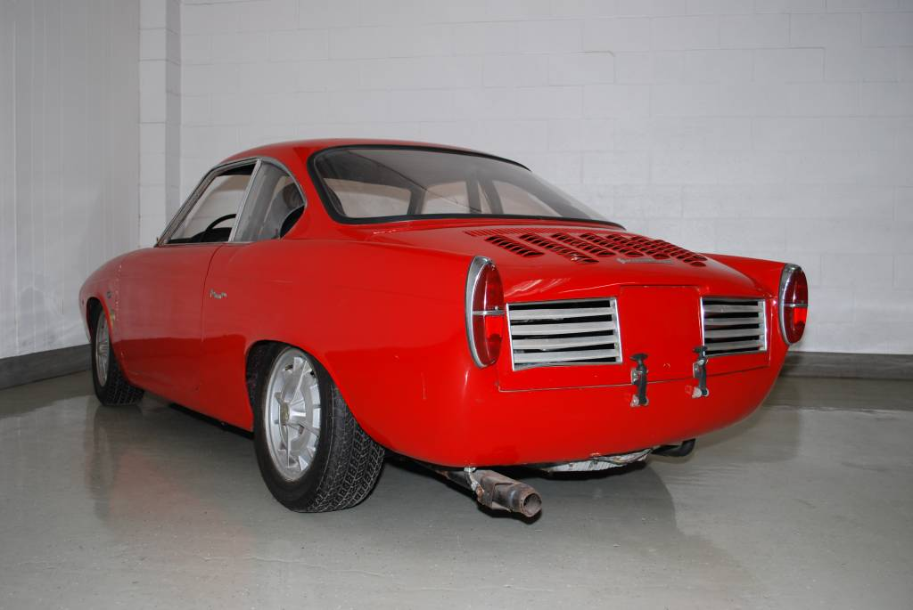 Abarth Allemano 850 collector classic cars for sale vintage race ...