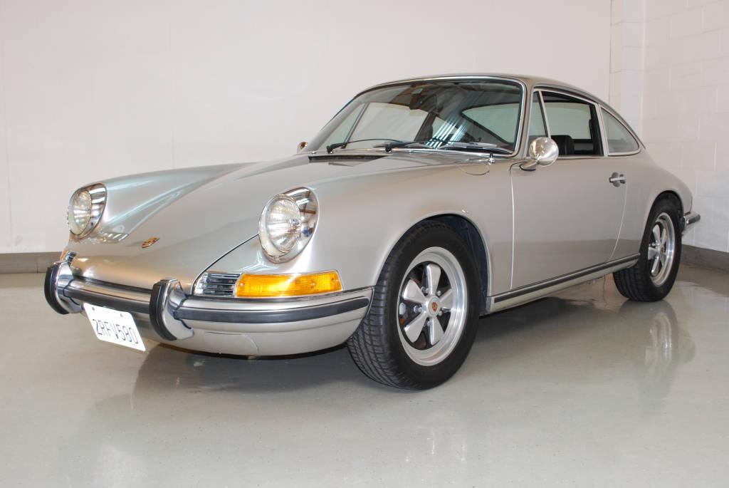 1971 Porsche 911T For sale collector vintage car clifieds